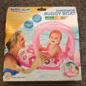 Other - Sunshade baby buggy boat!